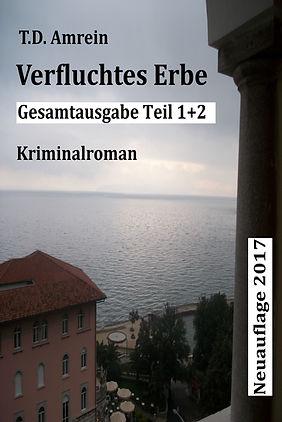 Cover Verfluchtes Erbe Gesamtausgabe 28.
