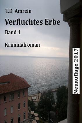 Cover Verfluchtes Erbe Band 1 28.08.2020