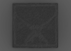 Grey Scott_Reaction Diffusion