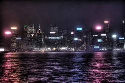 HDR_Harbour, HongKong