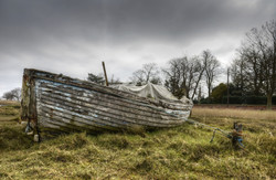 The boat at Mistley