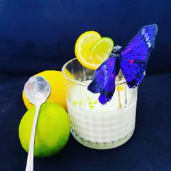 Mousse citron