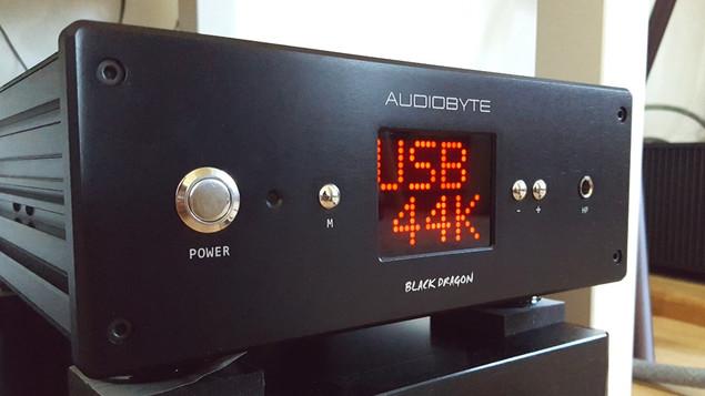 Audiobyte Black Dragon