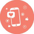 sociale medier icon