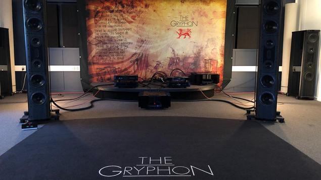 Szczere Audio w Gryphon Audio Designs