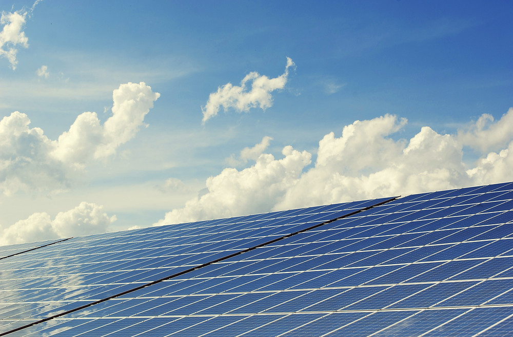 solar panels can provide renewable energy advantages
