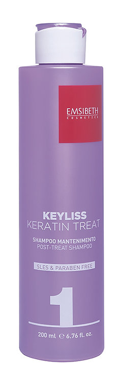 Keyliss Post-Treat Shampoo