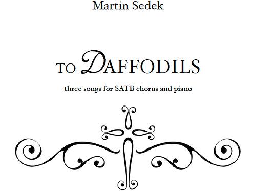 To Daffodils: II. To daffodils