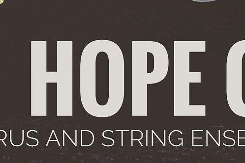 Hope On | Score & Parts