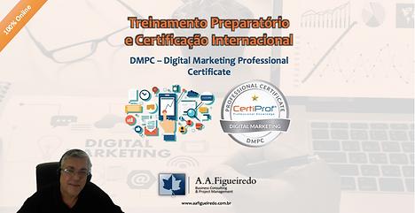 DMPC - Digital Marketing Professional Ce