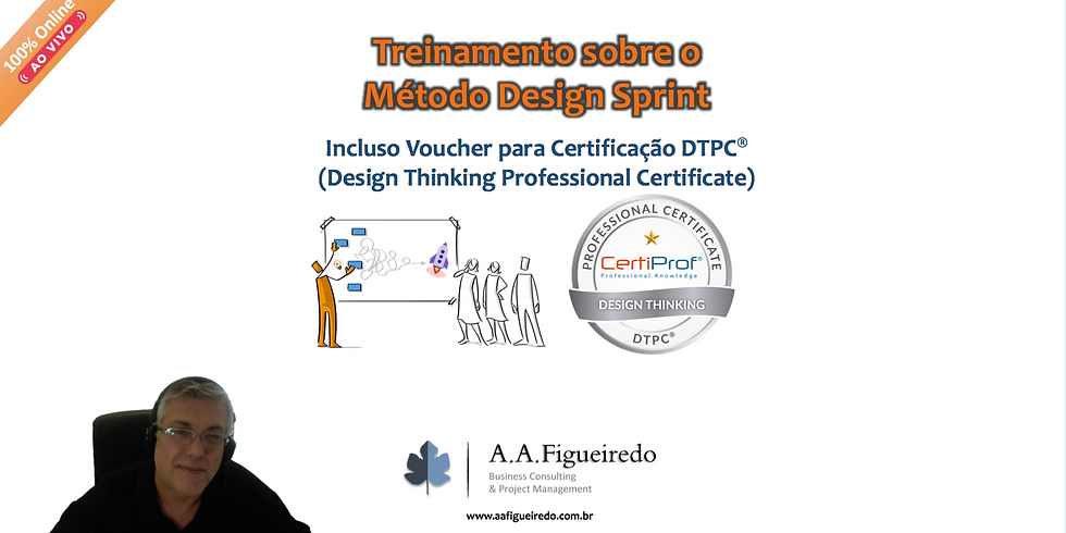 Treinamento sobre o Método Design Sprint
