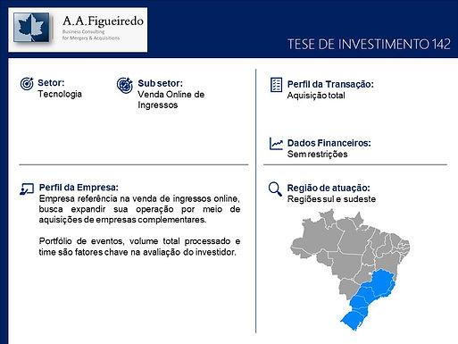 Tecnologia - Tese de Investimento 142