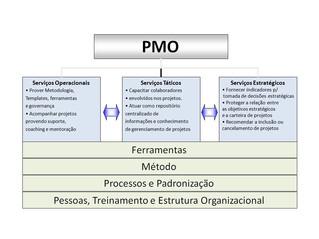 Implantação do PMO ( Project Management Office )