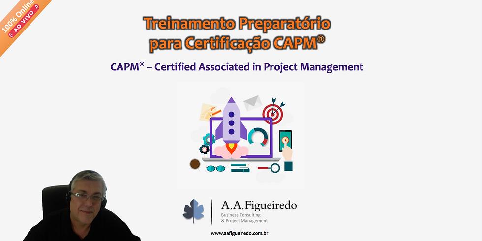 Treinamento Preparatório para Certificação CAPM®