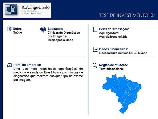 Saúde - Tese de Investimento 101