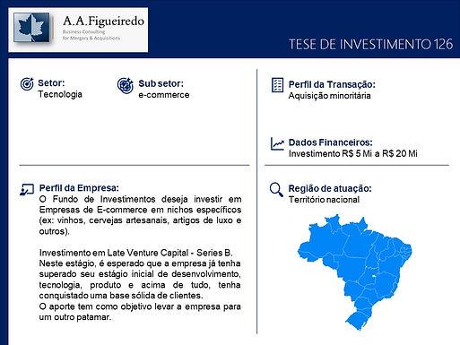 Tecnologia - Tese de Investimento 126
