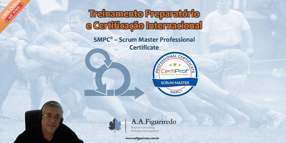 Treinamento Preparatório e Certificação SMPC®