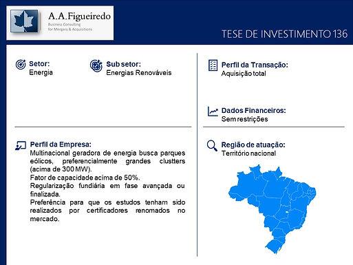 Energia - Tese de Investimento 136