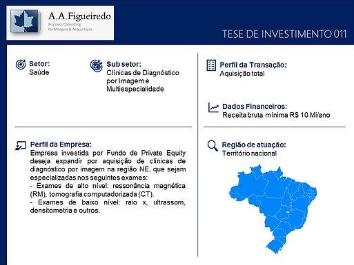 Saúde - Tese de Investimento 011