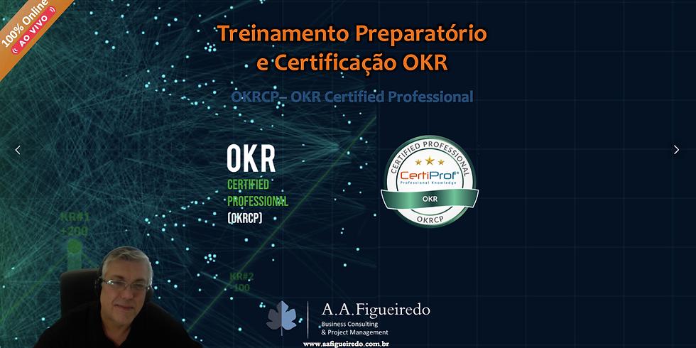 Treinamento Preparatório e Certificação OKR