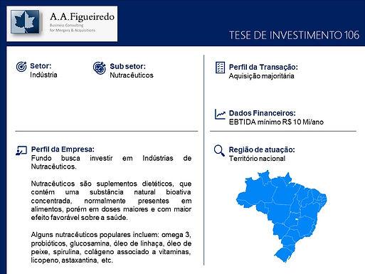 Saúde - Tese de Investimento 102