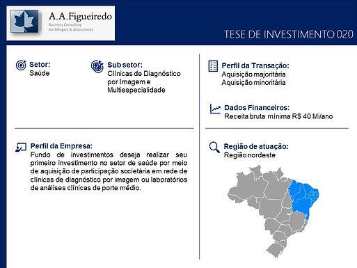 Saúde - Tese de Investimento 020