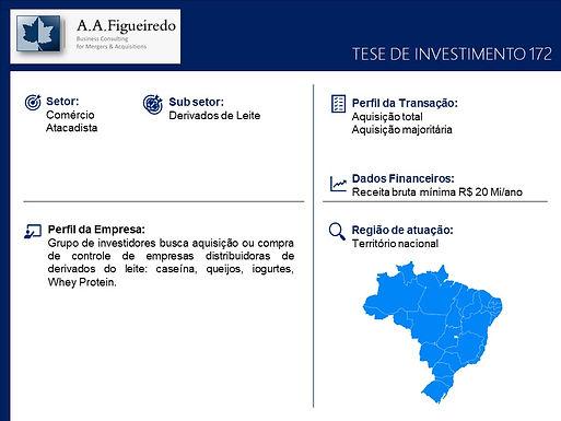 Comércio Atacadista - Tese de Investimento 172
