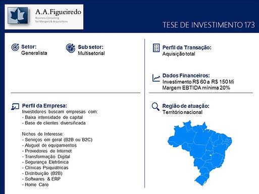 Generalista - Tese de Investimento 173