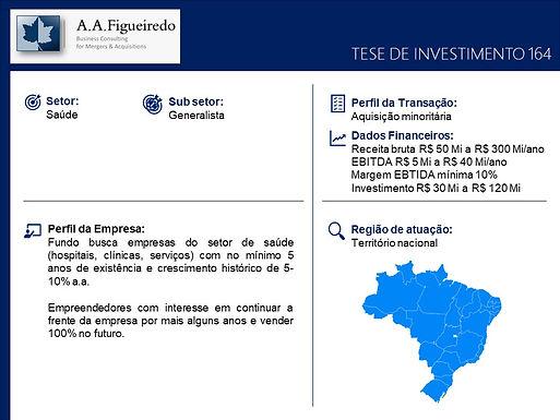Saúde - Tese de Investimento 164
