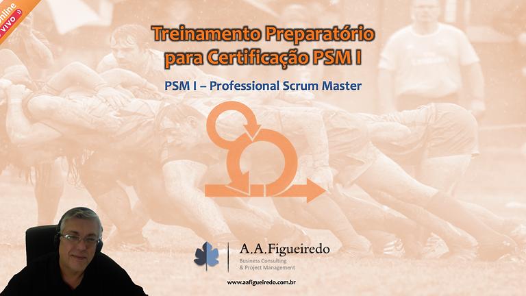 Treinamento Preparatório PSM I - Professional Scrum Master
