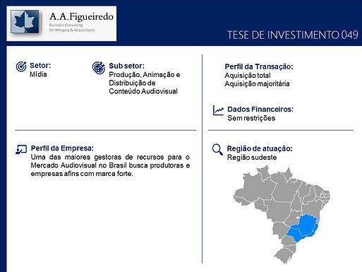 Mídia - Tese de Investimento 049