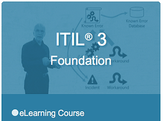ITIL® 3 Foundation eLearning Course