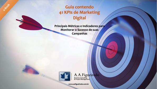 [e-Book] Guia contendo 41 KPIs de Marketing Digital