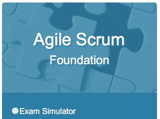Agile Scrum Foundation Exam Simulator