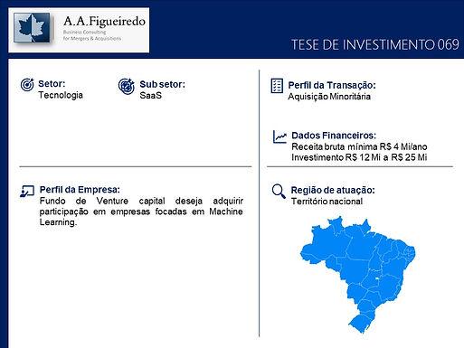 Tecnologia - Tese de Investimento 069