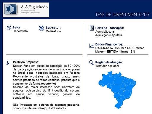 Generalista - Tese de Investimento 177