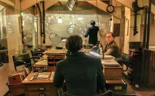 """O que é um """"War Room""""?"""