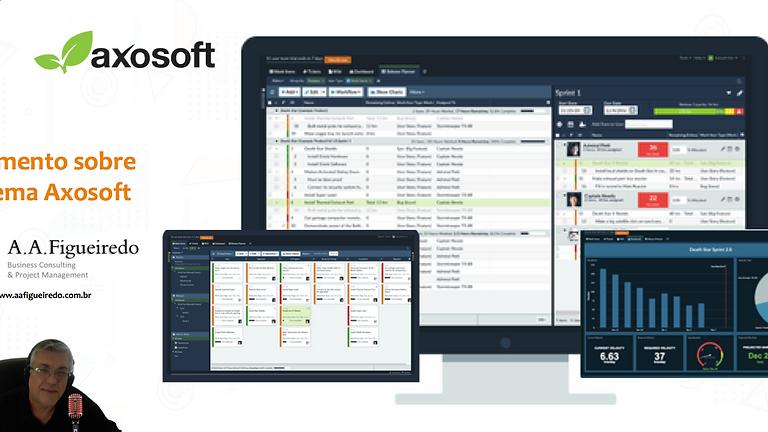 Treinamento sobre o Axosoft