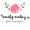 Emily Madej Photography Logo