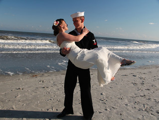 Military Wedding Packages
