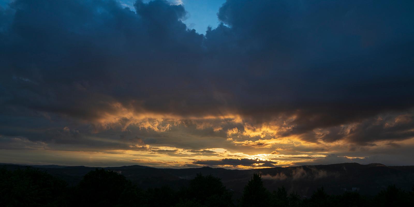 Sunset 27.05.2020