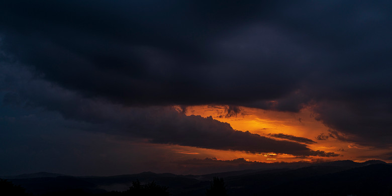 Sunset 14.06.2020