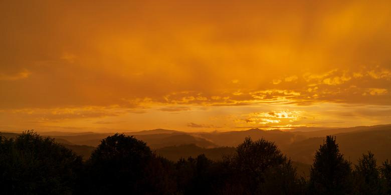 Sunset 01.05.2020