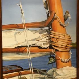 Catboat Rigging
