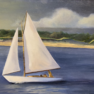 Into the Harbor