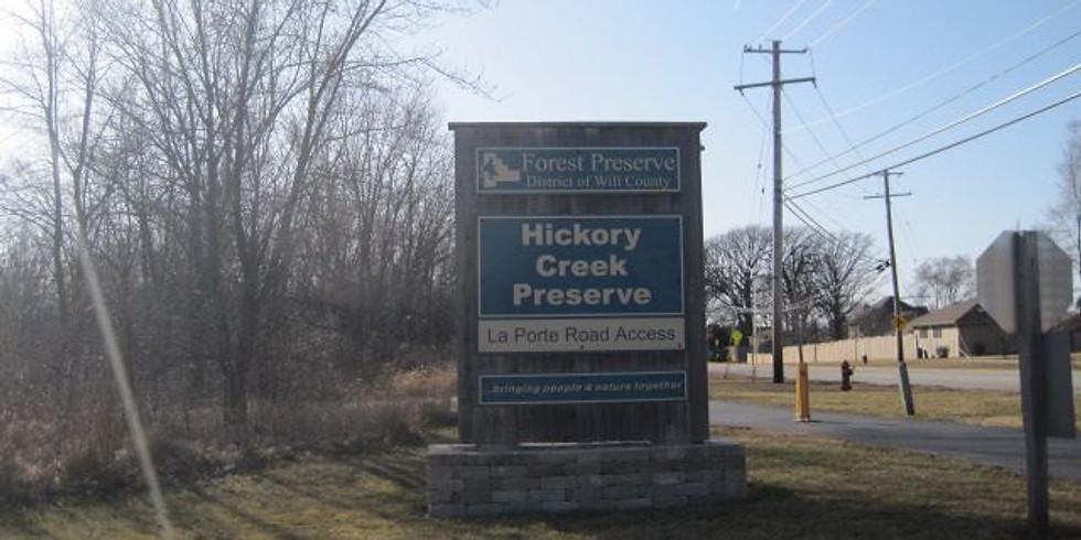 HIKE! Hickory Creek Preserve