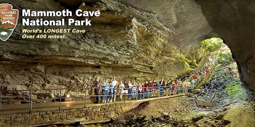 FAMILY TRIP: Mammoth Cave National Park