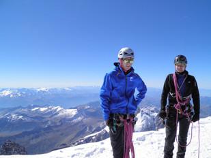 Ascension du Mont Blanc