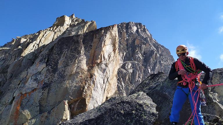 Autonomie alpinisme - Sécuriser la cordée - niveau 1