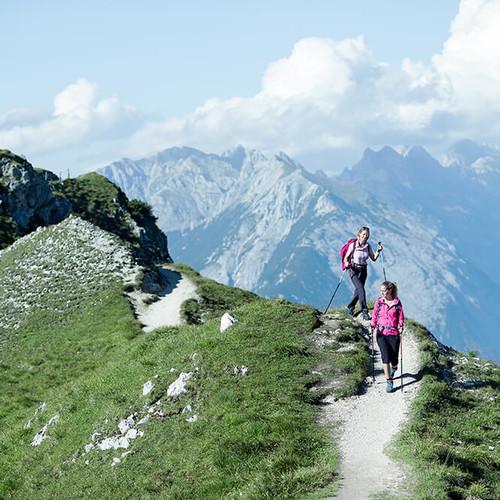 Trekking Karwendel Höhenweg